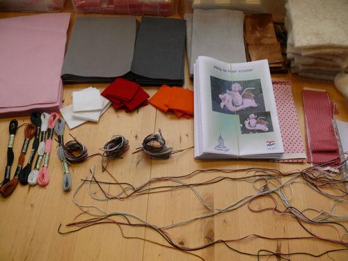Pakketjes inpakken weblog