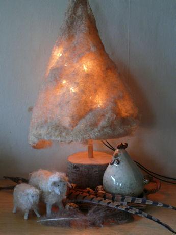 Lampje aan weblog