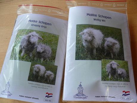 Makke schapen pakketjes weblog