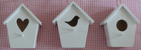 Vogelhuisjes weblog