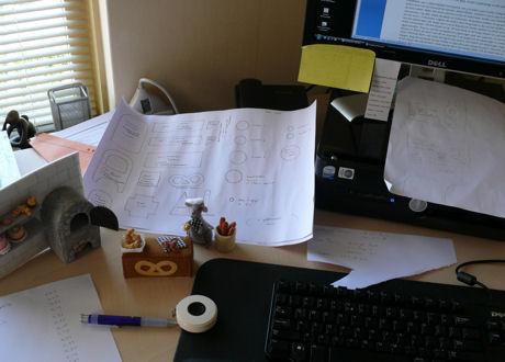 Werkbeschrijving maken weblog