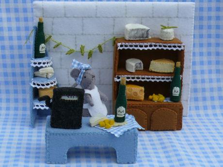 Vin et Fromage Madeleine klein