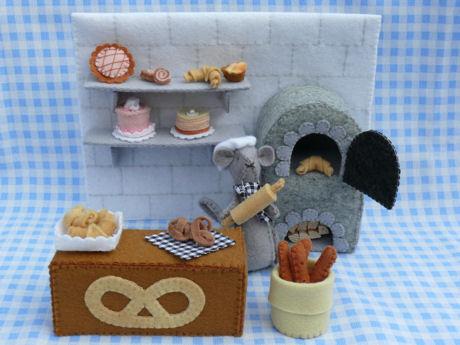 Boulangerie Maurice klein
