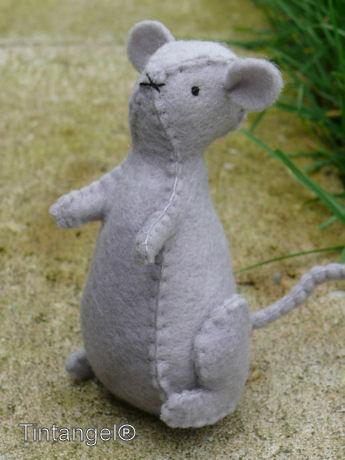 Nieuwe muis w