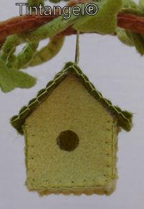Vogelhuisje weblog