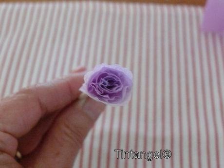 Stap voor stap roos 2 w