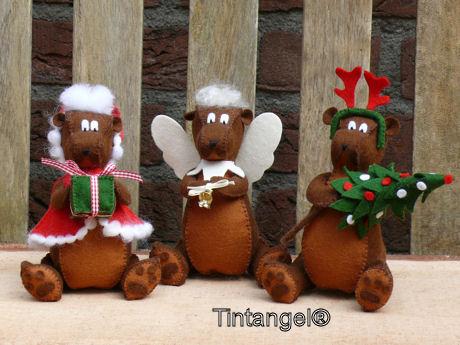 Weblog kerstberen