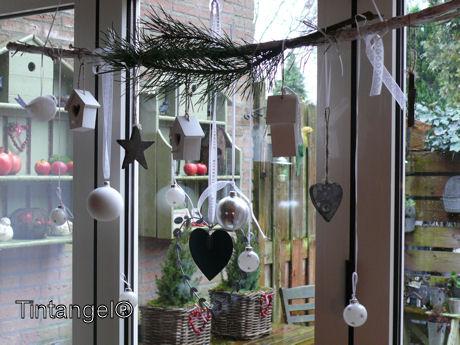 Kerst voor het raam web