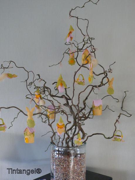 Lentefleur in pot web