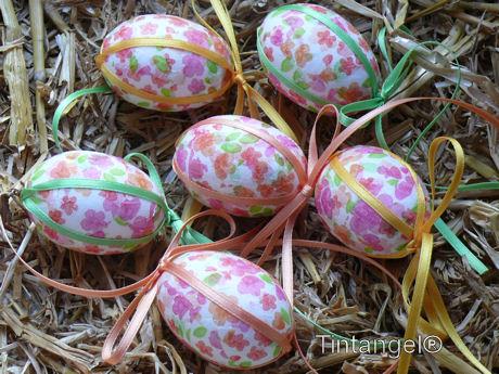 Fleurige eitjes