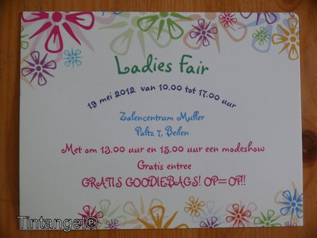 Ladies fair web