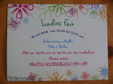 Ladies fair web