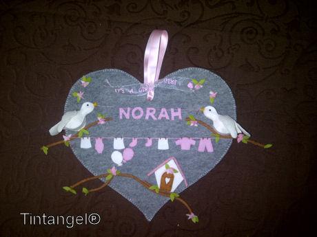 Geboorte Hart Hetty-Norah