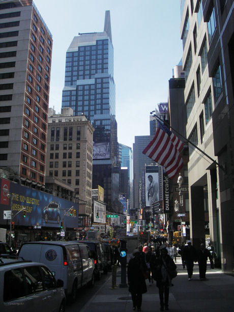 Braodway.Times Square