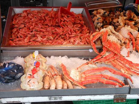 Vismarkt Bergen