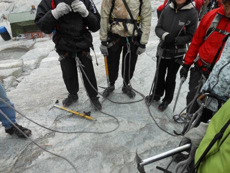 Gletsjerwandeling 4