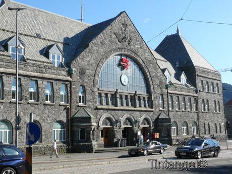 Station Bergen
