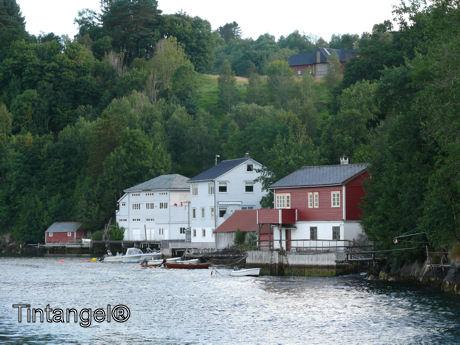 Noorwegen Sogne fjord