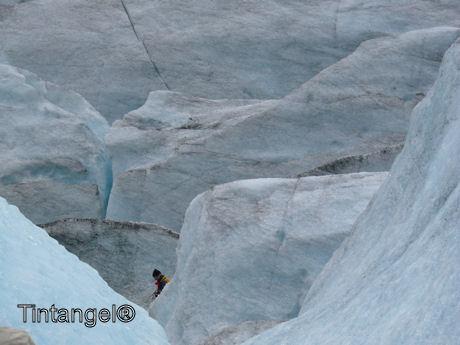 Gletsjerwandeling 1