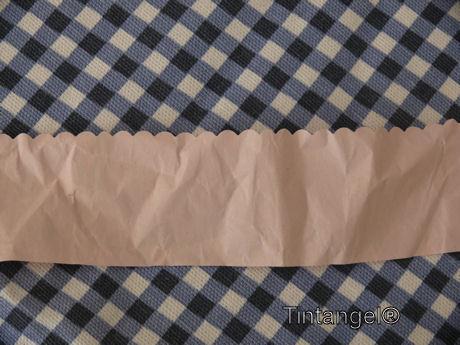 Strookjes papier