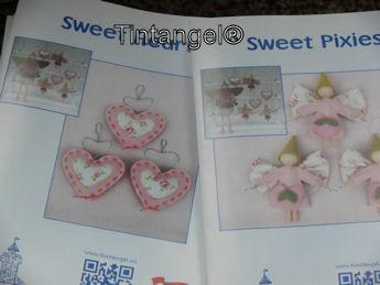 Drukwerk Sweet serie