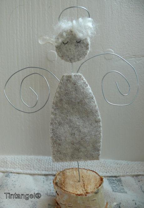 een eenvoudig engeltje maken en verdere kerstvoorbereidingen rondom tintangel. Black Bedroom Furniture Sets. Home Design Ideas