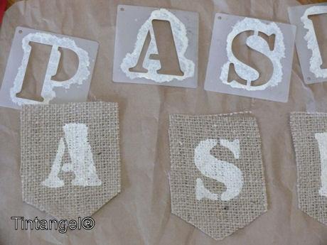 Tamponeren van letters