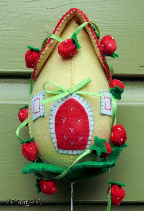 Aardbeienhuisje weblog