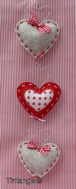 X-MAS Hearts