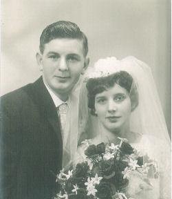 Bruidspaar Braam bijgesneden vierkant