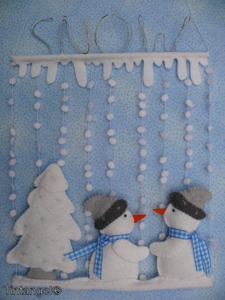 Let it snow weblog Tintangel