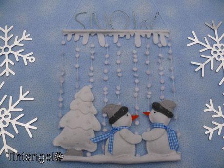 Let it snow nieuwste ontwerp