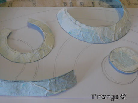 Platte patronen van maken