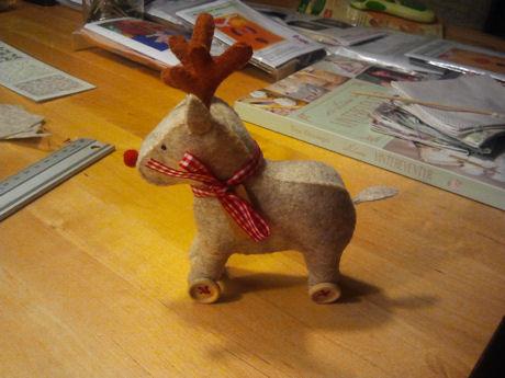 Roling Reindeer Karina
