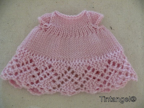 Roze jurkje