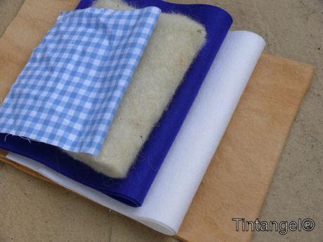 Pakket blauw