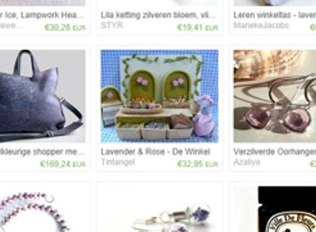Lavender & Rose advertentie