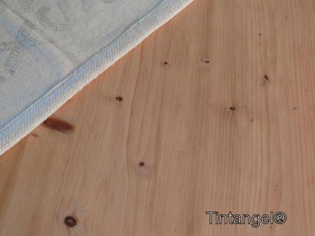 Mooi blank hout