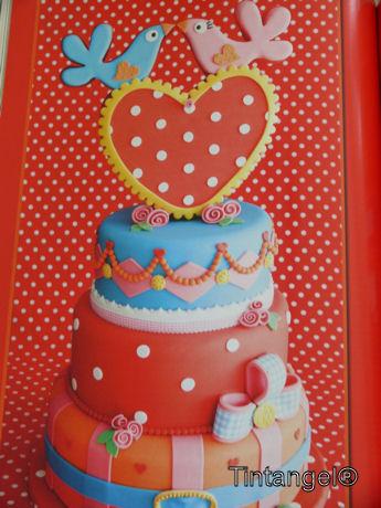 Mjam taart voorbeeld taart