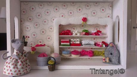 Winkeltje -roserood