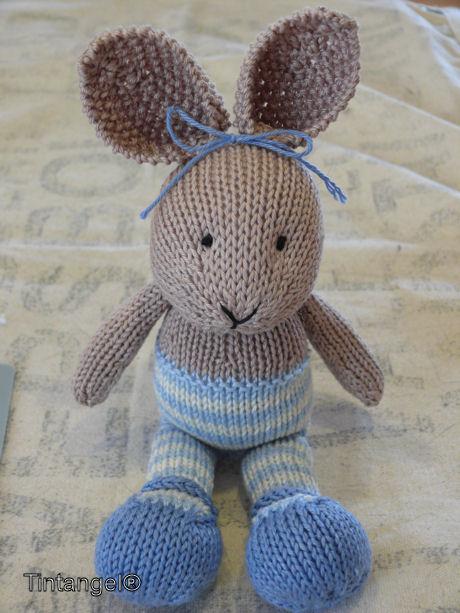 Little cotton Rabbit