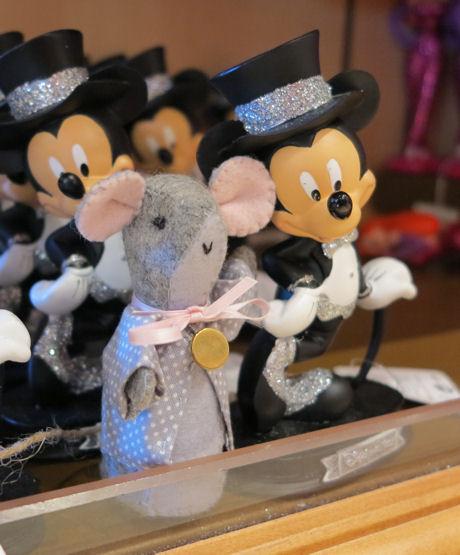 Muisje en Mickey's van Wilma