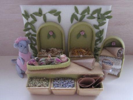 Lavender & Rose Francine