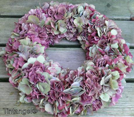 Hortensia krans
