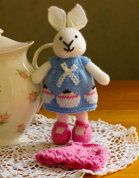 Little cotton rabbitvan Hilda