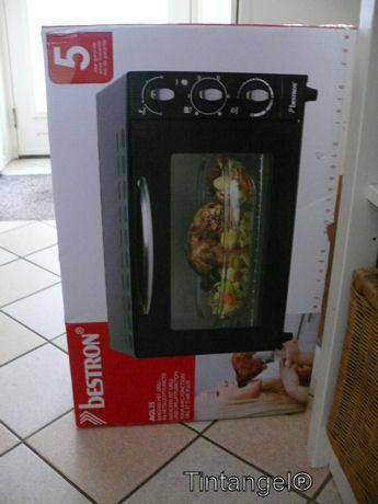 Nieuwe oven
