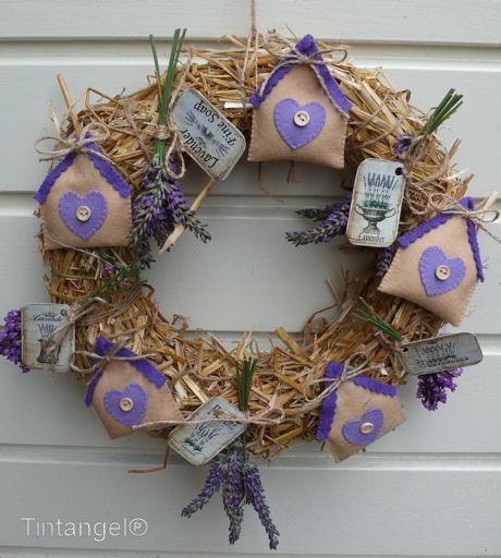 Lavendelkrans blog