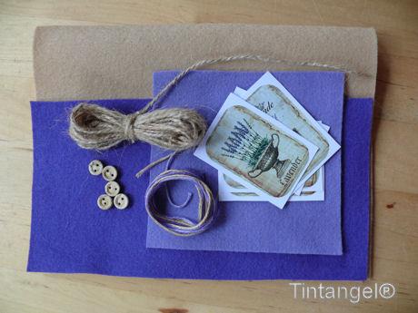 Materiaal pakketje blog