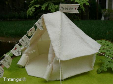 Bell tent 2 blog