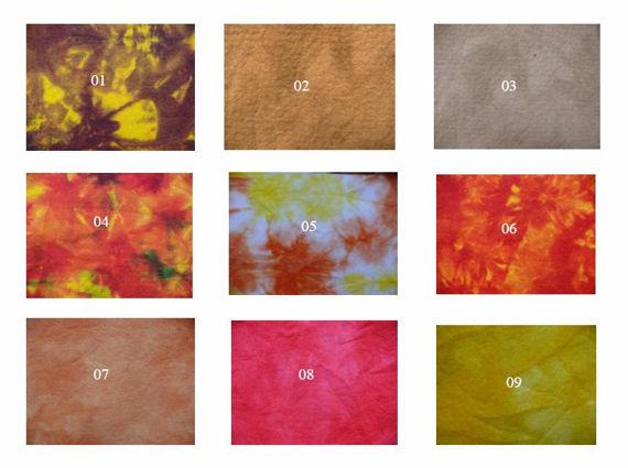 Kleurenkaart Sprookjesvilt 1